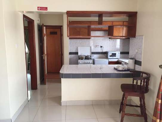 Furnished 1 bedroom apartment for rent in Rhapta Road image 8