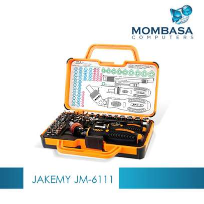 JakemyScrewdriver Set, 69 in 1 Household Repair
