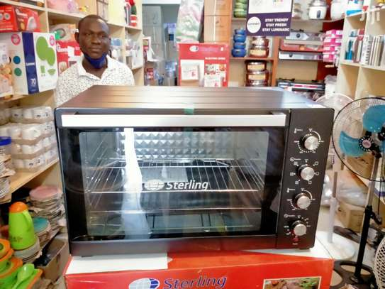 Sterling Electric Oven 100ltrs Capacity Include 1yr Warranty image 5