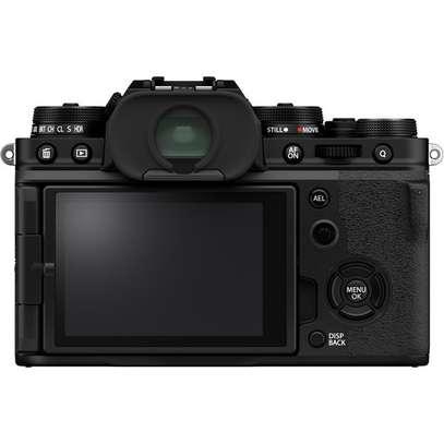 FUJIFILM X-T4 Mirrorless Digital Camera (Body Only, Black) image 4