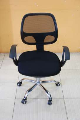 Secretarial Clerical Study Chair image 2