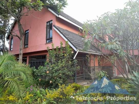 2 bedroom house for rent in Karen image 2