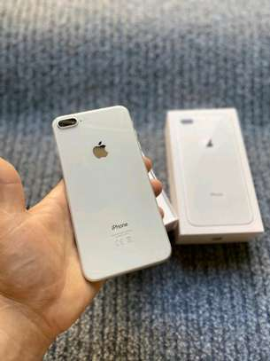 Apple Iphone 8 Plus 256 Gb Silver And Iwatch Nike Edition image 1