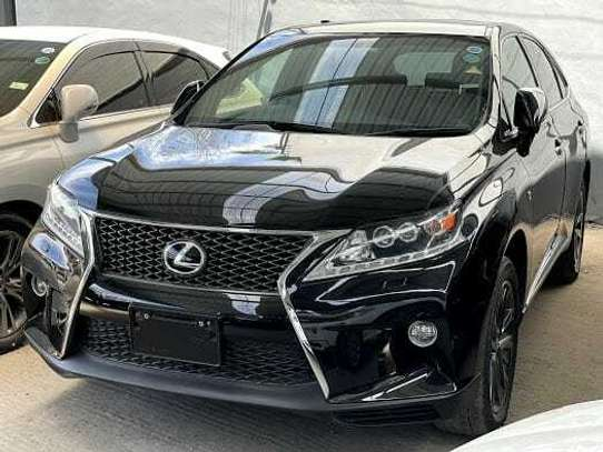 Lexus RX 350 image 1