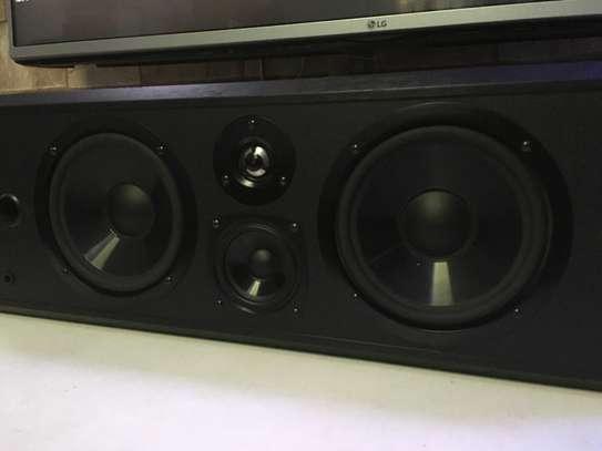 BIC America D62-3LCR Ported Center Speaker image 3