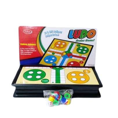 Ludo board game image 1