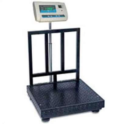 500kg domestic  Industrial  Digital Weighing scale Machine. image 1