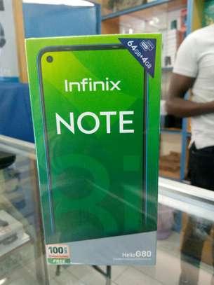 Infinix note 8i image 1