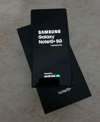 Samsung Galaxy Note 10 Plus ~ 512 Gigabytes  Black image 1