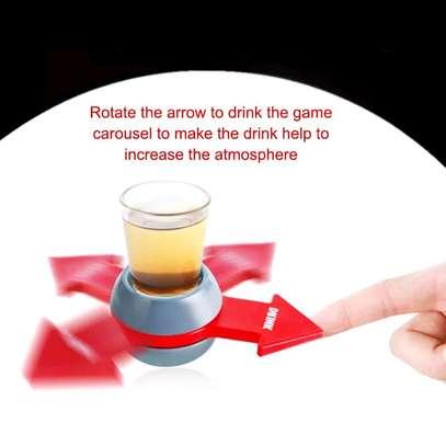 Shot spinner glass image 1