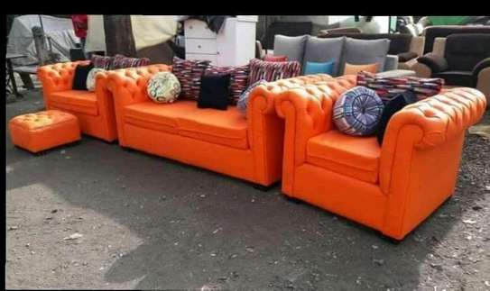 Chesterfield Sofa (5 Seater)