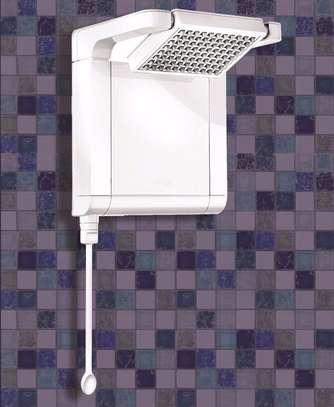 Lorenzetti Acqua Star instant shower water heater White image 2