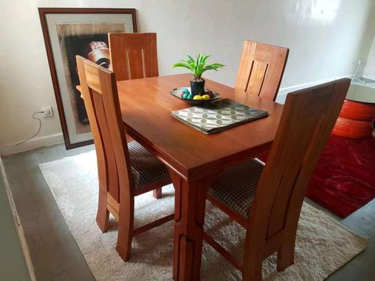 4 Seater Dinning Table image 1