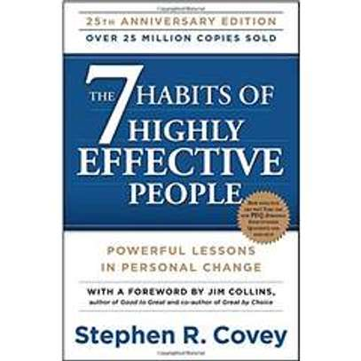 7 Habits of Highly Effective People: Powerful Lessons in Personal Change – Stephen R. Covey image 1