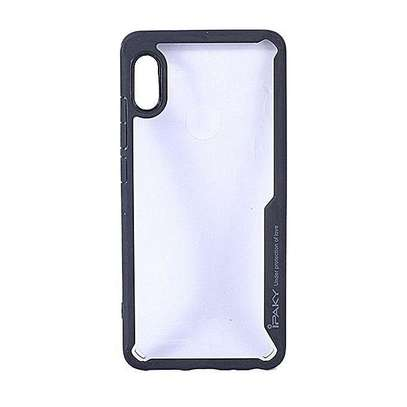 IPAKY Hybrid Shockproof Transparent Case for Samsung A70 A60 A50 A40 A30 A20 A10 A20s A30s image 2
