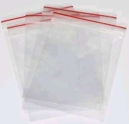 Ziplock polythene bags for fridge 1 litre