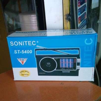 Sonitec radio image 1