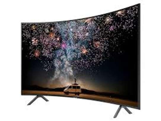 Samsung 65 inches curved Smart UHD-4K 65TU8300 Digital TVs image 1