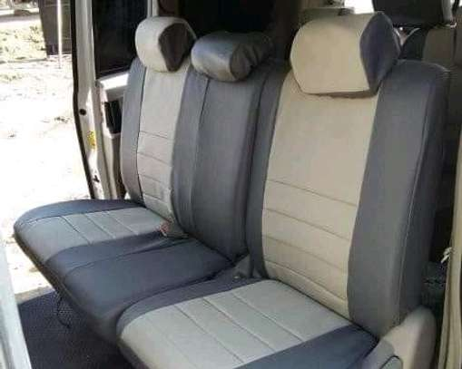 Nissan Car Seat Covers image 8