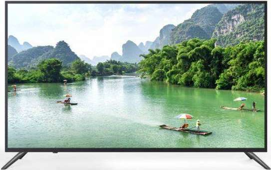Skyview 40 inches digital TV with Jack Audio input image 1