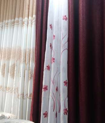 Curtains and high-quality curtain sheers image 2