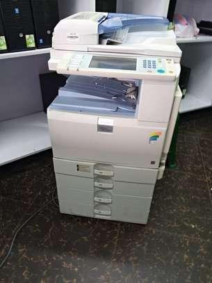 Affordable Colour Ricoh MP C2551 Photocopiers image 1