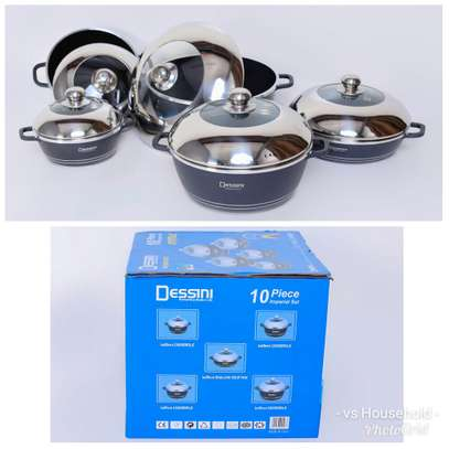 10 pieces Dessini set