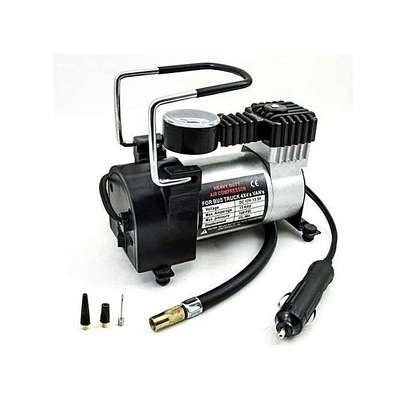 car compressor/tyre inflator