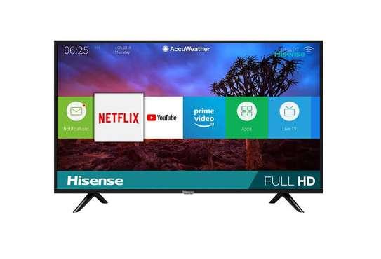 Hisense 40 inches Smart Frameless Digital TVs image 1