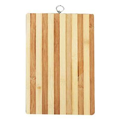 Wooden chopping board image 1