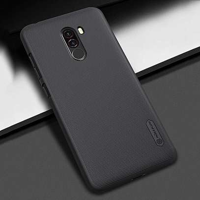 NILLKIN Super Frosted Shield Back Cover For Pocophone F1 image 3