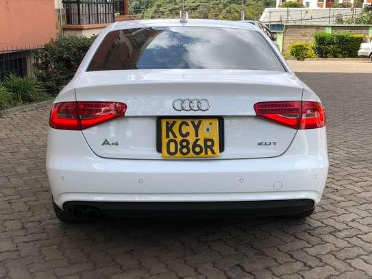 Audi A4 2.0T 2013 image 3