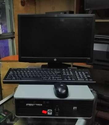 Hp / Dell / lenovo [factory refurbished] Complete desktop image 2