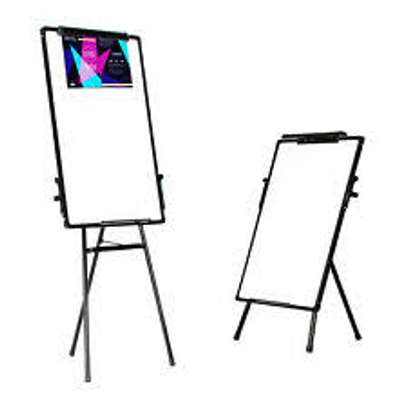 FLIP CHART STAND FOR HIRE.