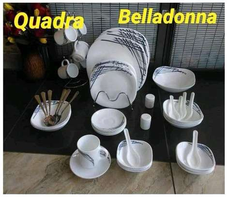 Quadra belladonna dinner set image 1