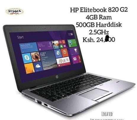 HP Elitebook 820G1 image 1