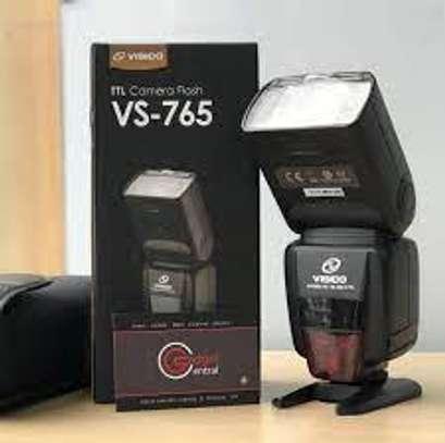 VISICO VS-765 TTL WIRELESS FLASH SPEEDLITE FOR CANON image 2