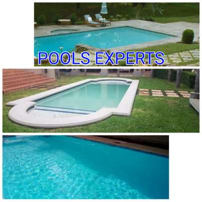 Swimming Pools & Jacuzzi Repairs Specialists
