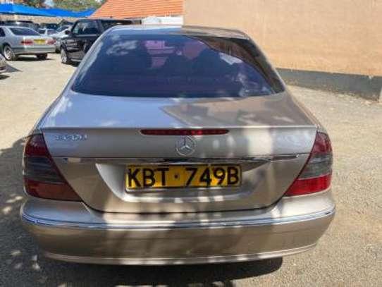 2005 Mercedes-Benz E200 KBT Auto Petrol 1.8litre. Super image 8