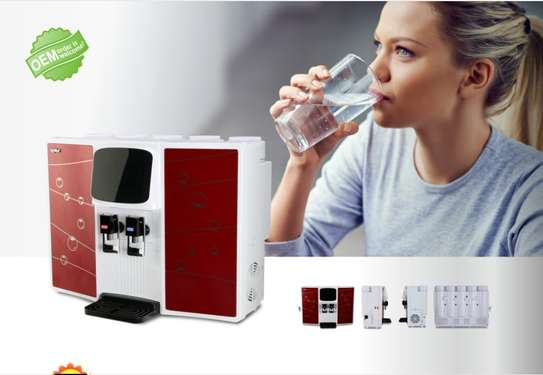 5 Stage Reverse Osmosis water purifier/Dispenser