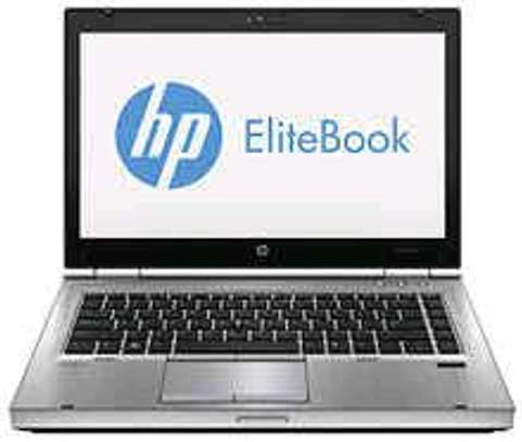 Hp elitebook 8470 core i5 4gb ram 320gb SSD 14 inches image 3