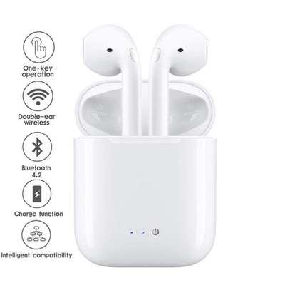 I7 Mini Bluetooth 5.0 Tws Wireless image 1