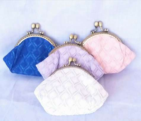 Mini Coin Purses Assorted Colors