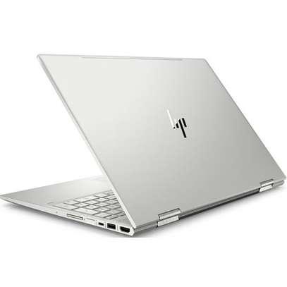 "HP Envy 15.6 X360- Core I5- 8GBc - 256GB SSD- 15.6""- Silver + Free BackPack Bag image 2"