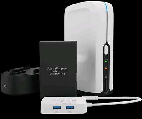 SlingStudio Hub - Bundle with 1 Pack CameraLink, USB-C Expander, Battery image 6