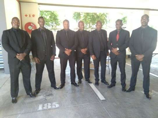 We do Corporate Guarding, Retail Guarding, Event Security & VIP Escort Services image 1