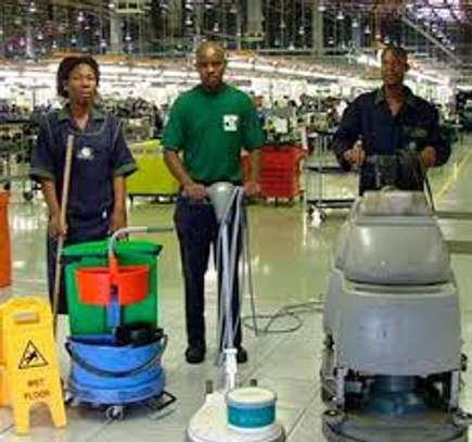 Residential Cleaning Services - Quality & Satisfaction Guaranteed image 1