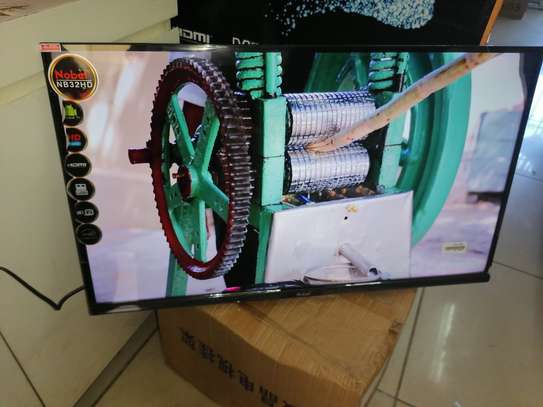 Brand new 32 inch Nobel smart android led TV image 1