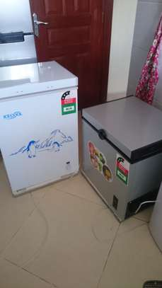 ICECOOL 109 LITRES CHEST FREEZER -BD109 image 4
