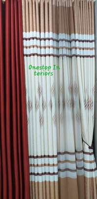 House Curtains and office blinds image 8